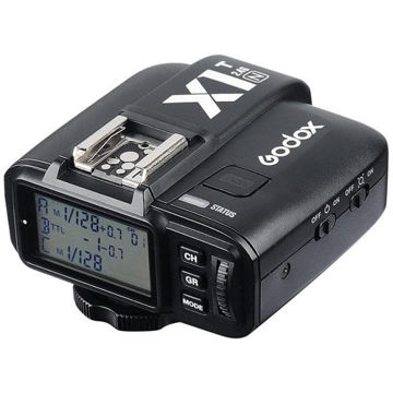 buy Godox X1T-N TTL Wireless Flash Trigger Transmitter for Nikon in India imastudent.com