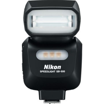 buy Nikon SB-500 AF Speedlight Camera Flash in India imastudent.com