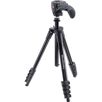buy Manfrotto Compact Action Aluminum Tripod in India imastudent.com