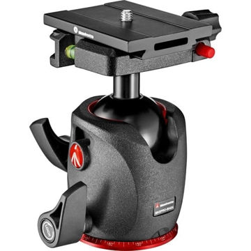 buy Manfrotto XPRO Magnesium Ball Head with MSQ6PL Quick Release Plate in India imastudent.com