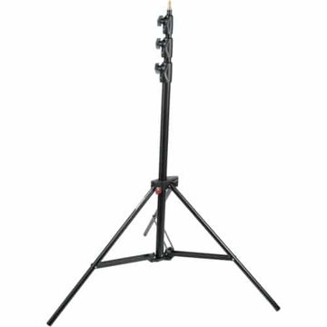 buy Manfrotto Alu Master Air Cushioned Light Stand Quick Stack 3-Pack (Black, 12') in India imastudent.com