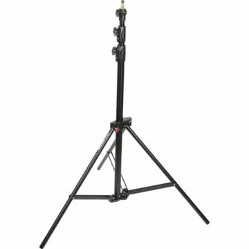 buy Manfrotto Alu Ranker Air-Cushioned Light Stand (Black, 9') in India imastudent.com