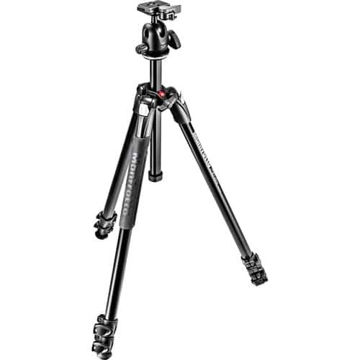 buy Manfrotto MK290XTA3-BHUS 290 Xtra Aluminum Tripod with Ball Head in India imastudent.com
