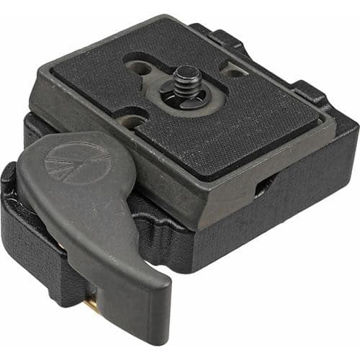 buy Manfrotto 323 RC2 System Quick Release Adapter with 200PL-14 Plate in India imastudent.com