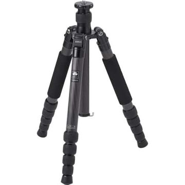 buy Sirui T-2205X 5-Section Carbon Fiber Tripod(Black) in India imastudent.com