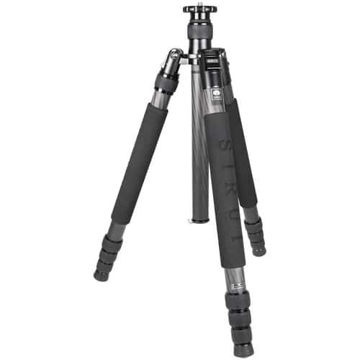 buy Sirui N-2204X Carbon Fiber Tripod in India imastudent.com