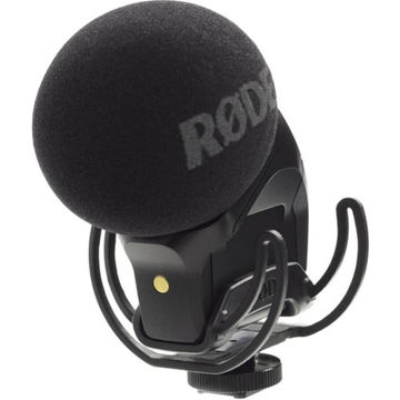 buy Rode Stereo VideoMic Pro Rycote Microphone in India imastudent.com