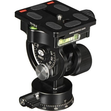 buy Sirui L-20S 2-Way Pan/Tilt Head in India imastudent.com