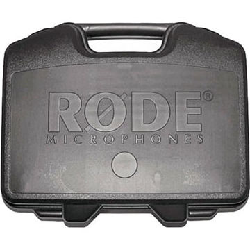 "buy Rode RC1 Hard Plastic Case - for Rode NT2000 Seamlessly Variable Dual 1"" Condenser Microphone in India imastudent.com"
