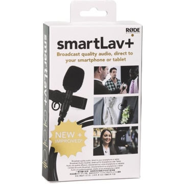 buy Rode smartLav+ Lavalier Condenser Microphone in India imastudent.com