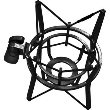 buy Rode PSM1 Shock Mount for Rode Podcaster Microphone in India imastudent.com
