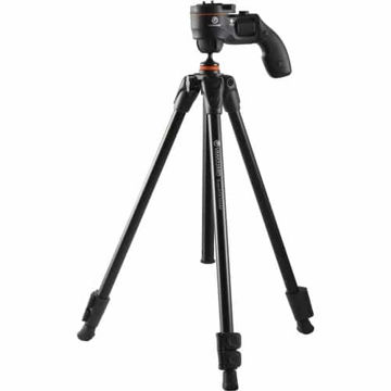 buy Vanguard ESPOD CX 203AGH Aluminum-Alloy Tripod Kit with GH-20 Pistol Grip Ball Head in India imastudent.com