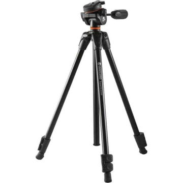 buy Vanguard Alta CA 233APH Aluminum Tripod with 3-Way Pan/Tilt Head in India imastudent.com