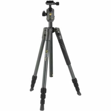 buy Vanguard VEO 2 204AB Aluminum Tripod with Compact Ball Head in India imastudent.com