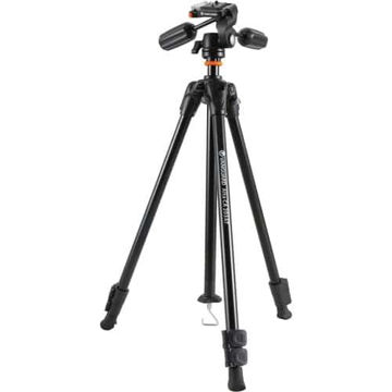 buy Vanguard Alta CA 203APH Aluminum Tripod with 3-Way Pan/Tilt Head in India imastudent.com