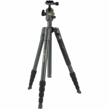 buy Vanguard VEO 2 235AB Aluminum Tripod with Ball Head in India imastudent.com