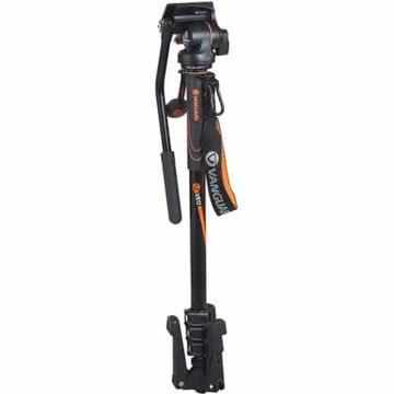 buy Vanguard VEO AM-264TV 4-Section Aluminum Monopod with 2-Way Pan Head in India imastudent.com