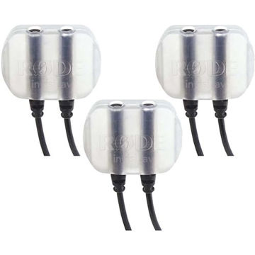 buy Rode invisiLav Discreet Lavalier Mounting System (3-Pack) Microphones in India imastudent.com