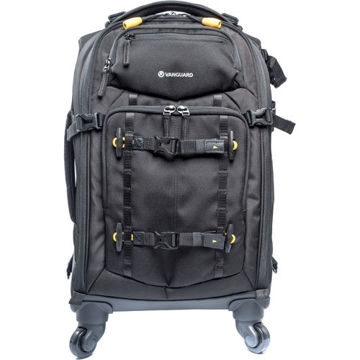 buy Vanguard Alta Fly 55T Roller Bag (Black) in India imastudent.com