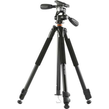 buy Vanguard Alta+ 263AP Aluminum-Alloy Tripod Kit with PH-32 3-Way, Pan-and-Tilt Head in India imastudent.com