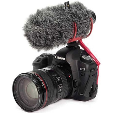 buy Rode DeadCat GO Artificial Fur Wind Shield for the VideoMic GO Microphone in India imastudent.com