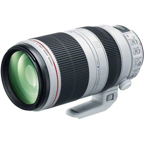 buy Canon EF 100-400mm f/4.5-5.6L IS II USM Lens in India imastudent.com