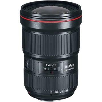 buy Canon EF 16-35mm f/2.8L III USM Lens in India imastudent.com