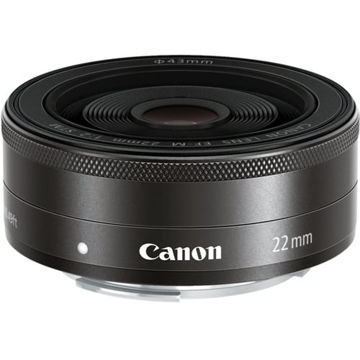 buy Canon EF-M 22mm f/2 STM Lens in India imastudent.com