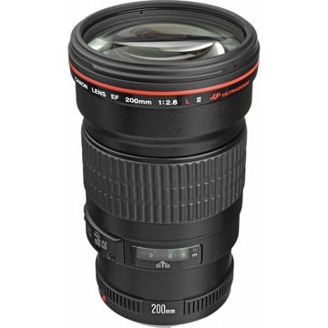 buy Canon EF 200mm f/2.8L II USM Lens in India imastudent.com
