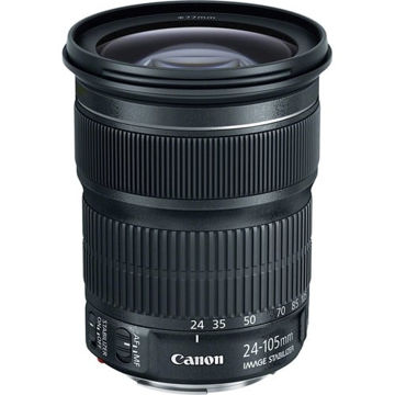 buy Canon EF 24-105mm f/3.5-5.6 IS STM Lens in India imastudent.com