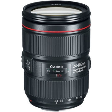 buy Canon EF 24-105mm f/4L IS II USM Lens in India imastudent.com