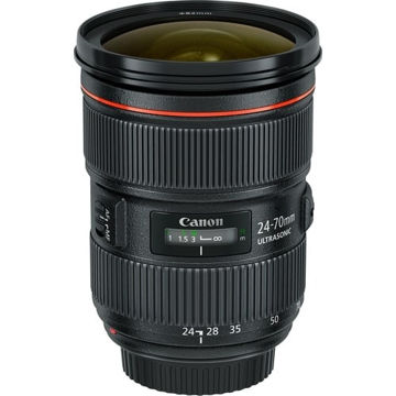 buy Canon EF 24-70mm f/2.8L II USM Lens in India imastudent.com