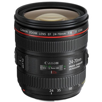 buy Canon EF 24-70mm f/4L IS USM Lens in India imastudent.com
