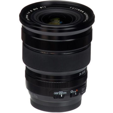 Fujifilm XF 10-24mm f/4 R OIS Lens in India imastudent.com