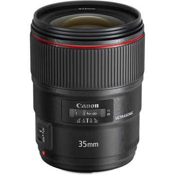 buy Canon EF 35mm f/1.4L II USM Lens in India imastudent.com