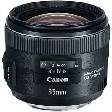 buy Canon EF 35mm f/2 IS USM Lens in India imastudent.com