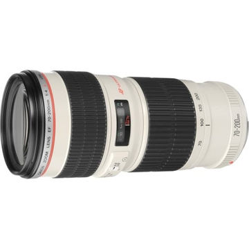 buy Canon EF 70-200mm f/4L USM Lens in India imastudent.com
