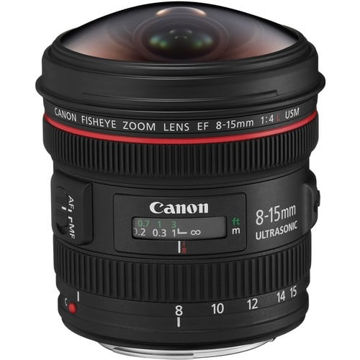 buy Canon EF 8-15mm f/4L Fisheye USM Lens in India imastudent.com