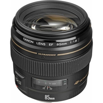 buy Canon EF 85mm f/1.8 USM Lens in India imastudent.com