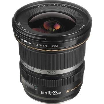 buy Canon EF-S 10-22mm f/3.5-4.5 USM Lens in India imastudent.com