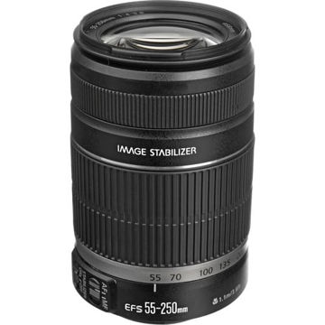 buy Canon EF-S 55-250mm f/4-5.6 IS II Lens in India imastudent.com