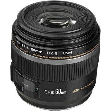 buy Canon EF-S 60mm f/2.8 Macro USM Lens in India imastudent.com