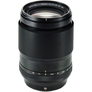 Fujifilm XF 90mm f/2 R LM WR Lens in India imastudent.com