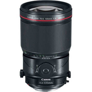 buy Canon TS-E 135mm f/4L Macro Tilt-Shift Lens in India imastudent.com