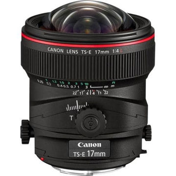 buy Canon TS-E 17mm f/4L Tilt-Shift Lens in India imastudent.com