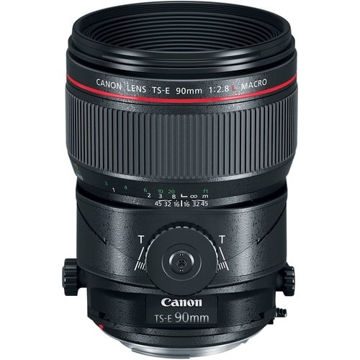 buy Canon TS-E 90mm f/2.8L Macro Tilt-Shift Lens in India imastudent.com