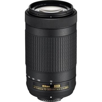 buy Nikon AF-P DX NIKKOR 70-300mm f/4.5-6.3G ED Lens in India imastudent.com