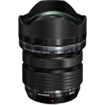 Olympus M.Zuiko Digital ED 7-14mm f/2.8 PRO Lens in India imastudent.com