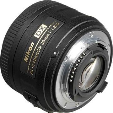 buy Nikon AF-S DX NIKKOR 35mm f/1.8G Lens in India imastudent.com