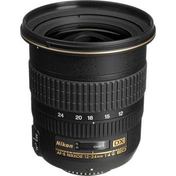 buy Nikon AF-S DX Zoom-NIKKOR 12-24mm f/4G IF-ED Lens in India imastudent.com
